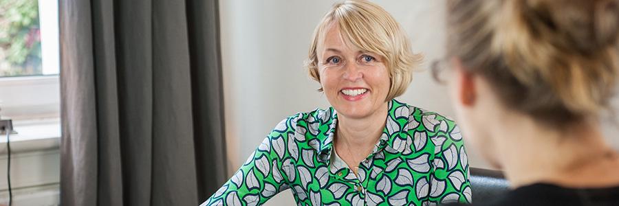 Petra Kirschke, Gründerin der Heinemann Schulberatung