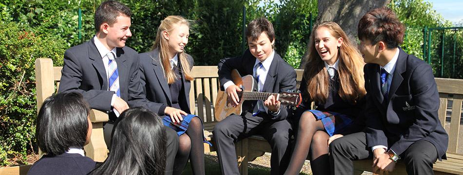 Heinemann internationale Schulberatung – Taunton School