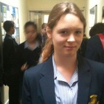 Annika Brüggemann war in Sidcot School