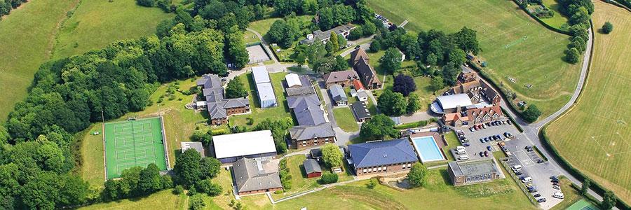 Heinemann internationale Schulberatung – Schulgebäude des englischen Internats Bethany School
