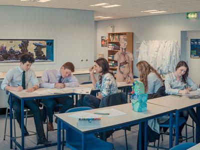 Heinemann internationale Schulberatung – Schulklasse Wycliffe