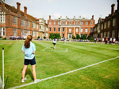 Heinemann internationale Schulberatung – Sport in Cobham Hall