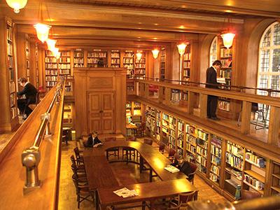 Heinemann internationale Schulberatung – Bücherei der Sedbergh School
