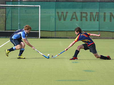 Heinemann internationale Schulberatung – Hockey-Spieler der Warminster School