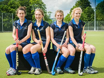 Heinemann internationale Schulberatung – Hockey-Mannschaft von Strathallan School