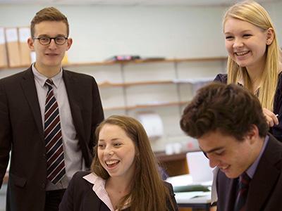 Heinemann internationale Schulberatung – Schüler von Haileybury