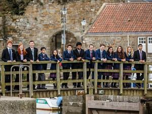Schüler von St. Leonards
