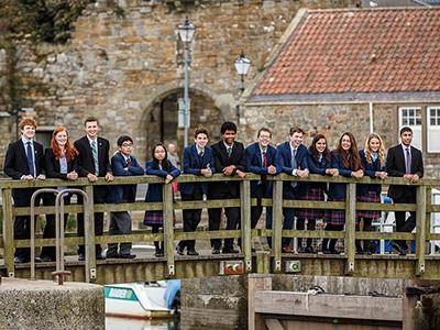 Heinemann internationale Schulberatung – Schüler von St. Leonards