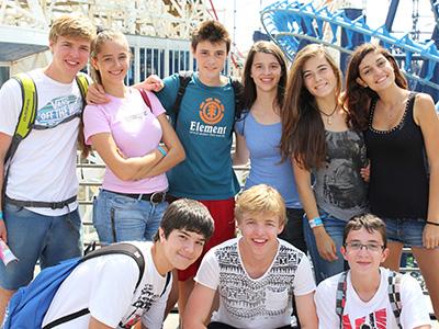 Heinemann internationale Schulberatung – Schüler von Giggleswick-Summer-School