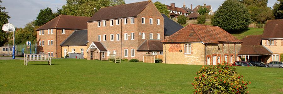 Heinemann internationale Schulberatung – Sherborne International Schulgebäude