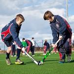 Cricket-Spieler der Rossall School