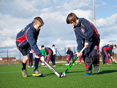 Heinemann interntionale Schulberatung – Cricket-Spieler der Rossall School